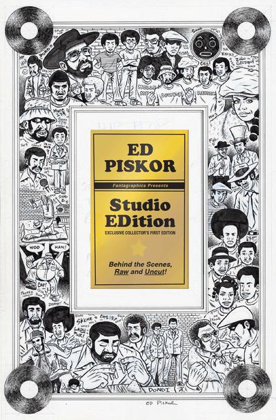 Ed Piskor The Fantagraphics Studio Edition