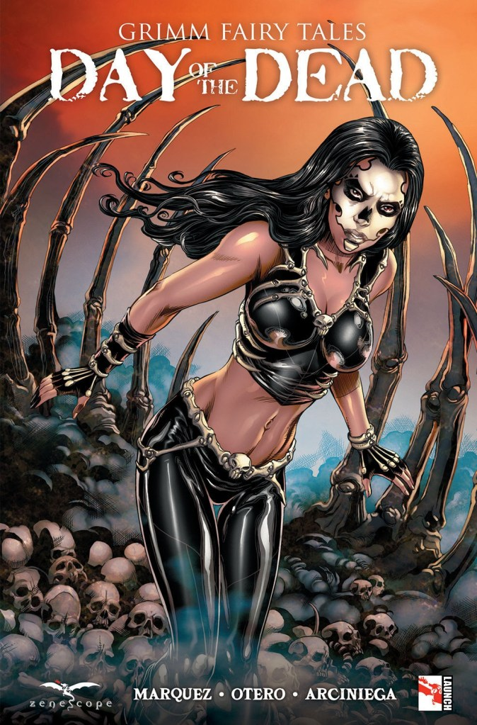 Grimm Fairy Tales: Day of the Dead Vol. 1