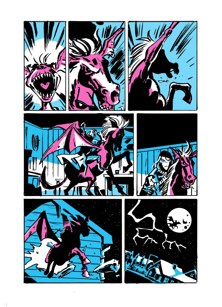 The Story of the Headless Horeseman Gets an 80s Update with ...