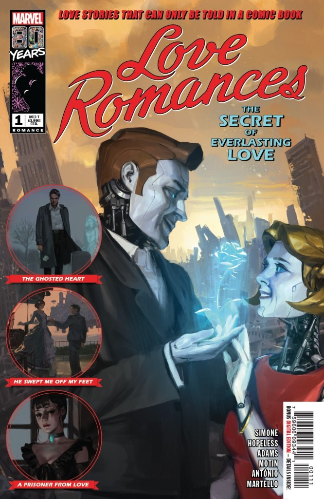 Love Romances #1