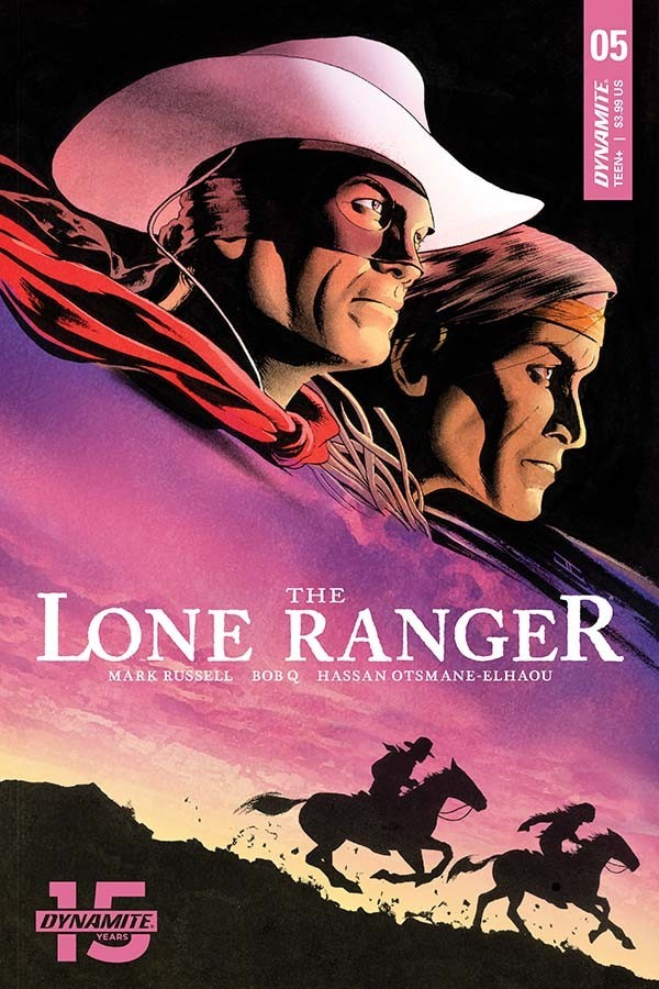 Lone Ranger (Vol. 3) #5