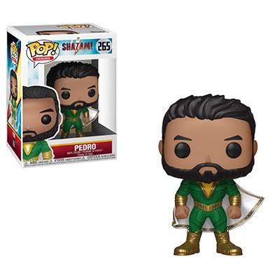 Pop! Heroes Shazam! Pedro