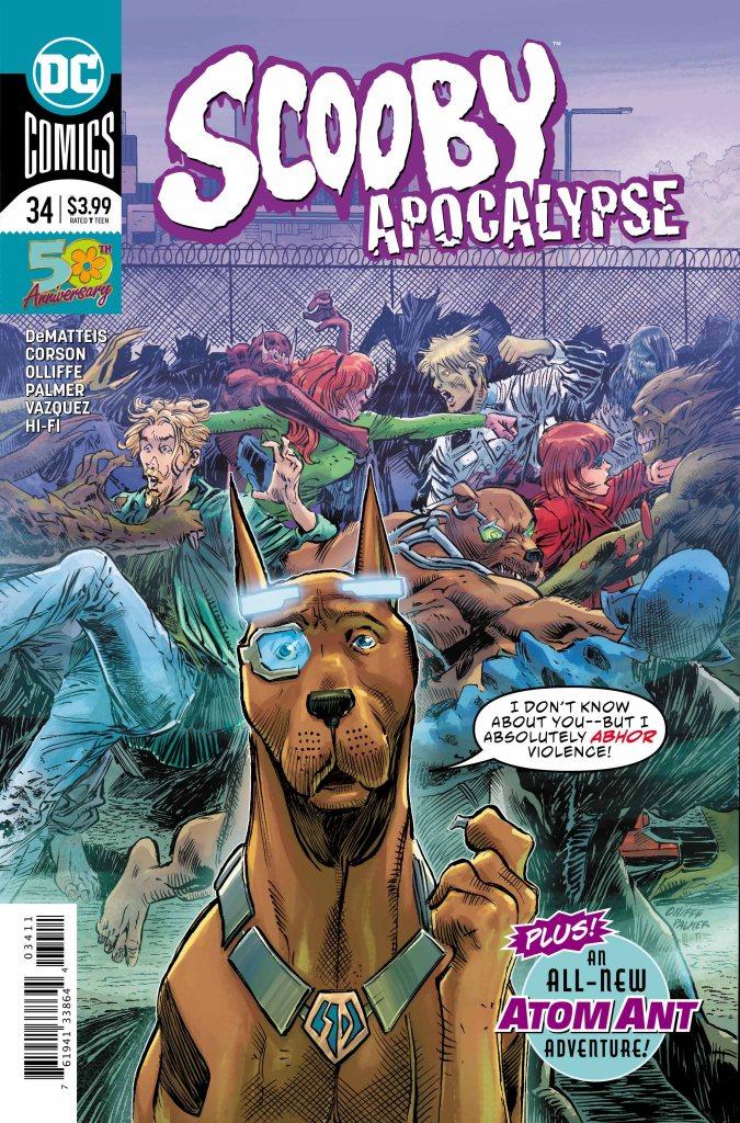 Scooby Apocalypse #34