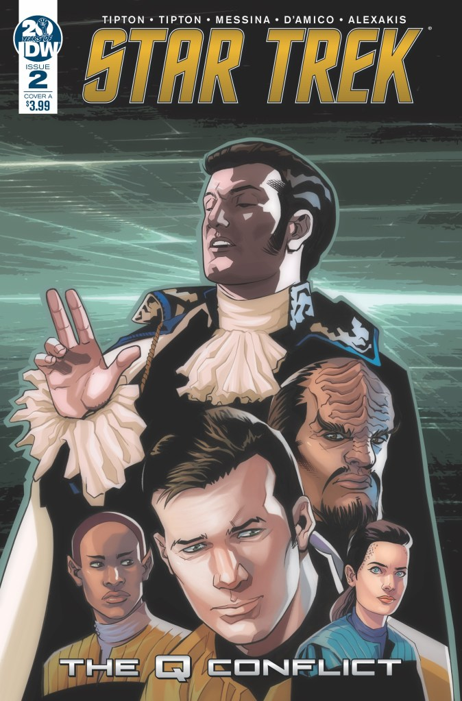Star Trek: Q Conflict #2 (of 6)