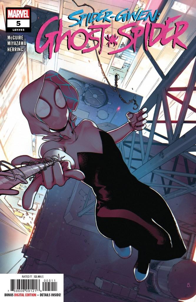 Spider-Gwen: Ghost Spider #5