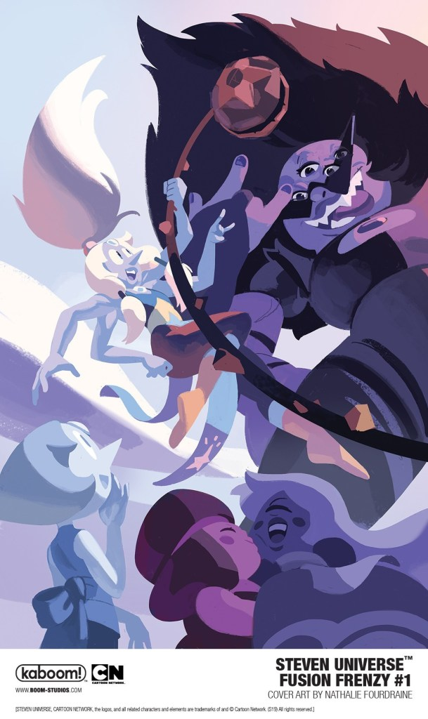 Steven Universe: Fusion Frenzy #1