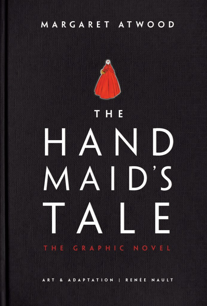 The Handmaid's Tale graphic novel cover