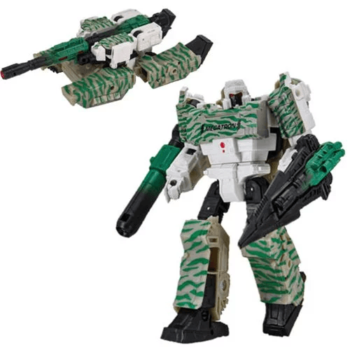 Transformers Generations Selects Voyager G2 Combat Megatron