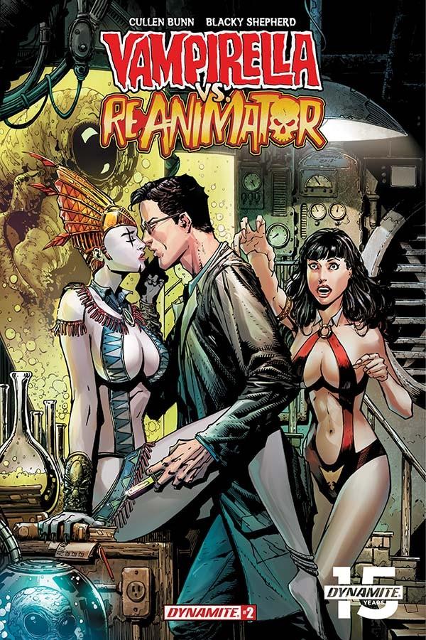 Vampirella/Reanimator #2