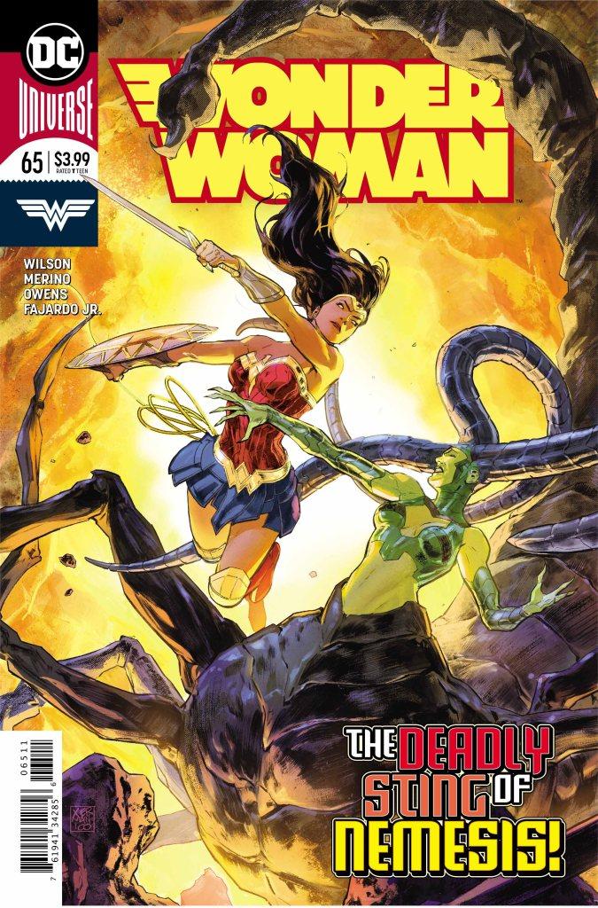 Wonder Woman #65