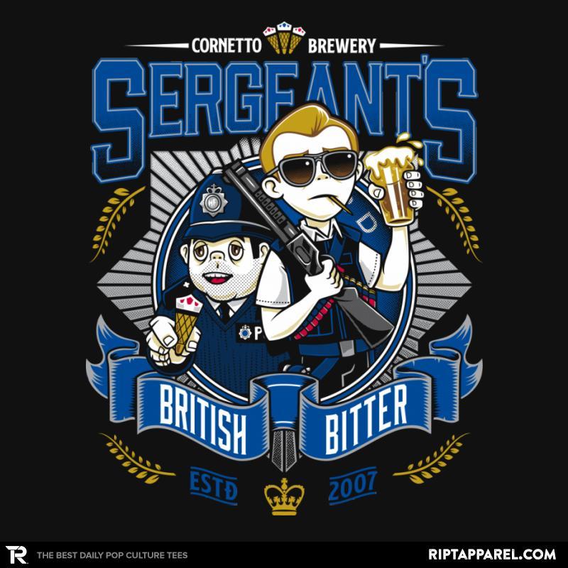 Sergeant's British