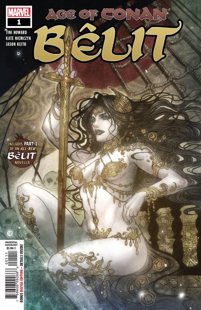 Age of Conan: Bêlit #1