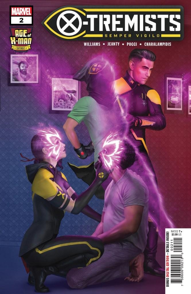 Age of X-Man: X-Tremists #2 (of 5)