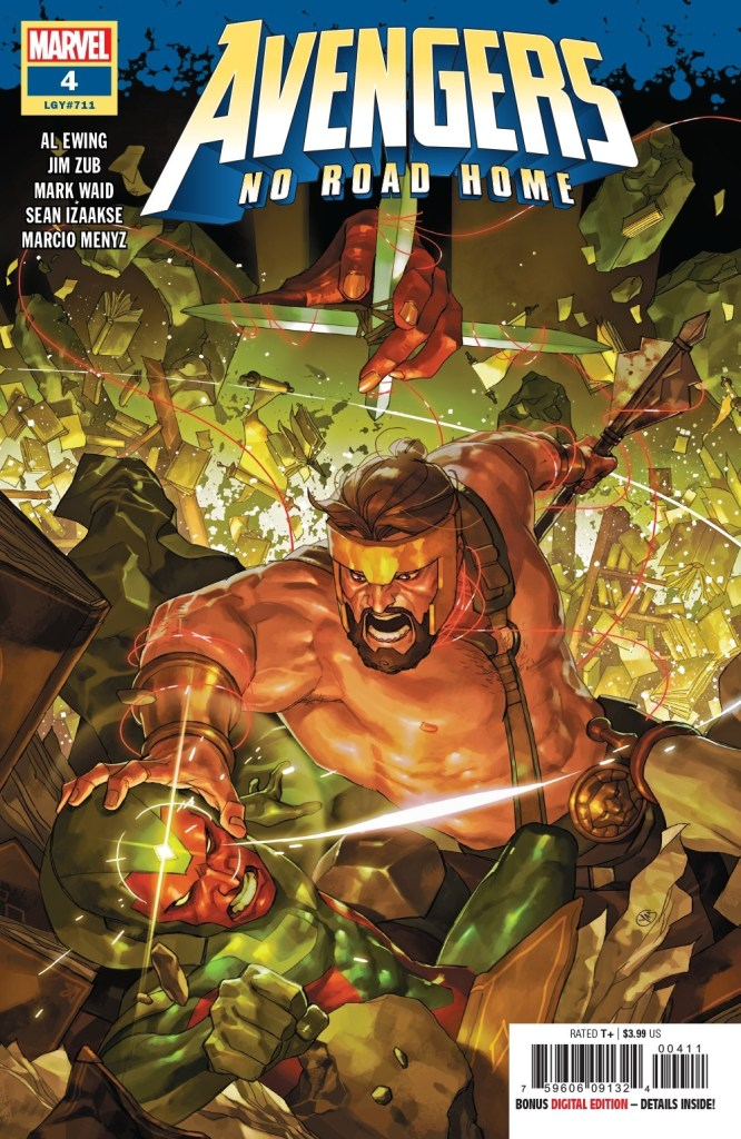 Avengers: No Road Home #4 (of 10)