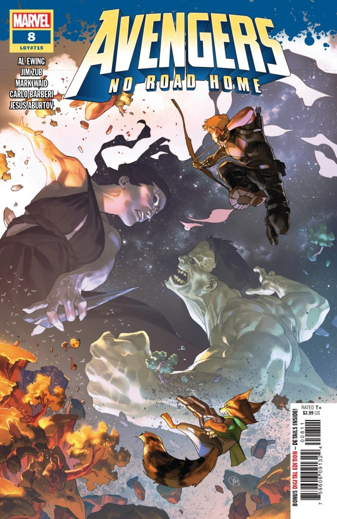Avengers: No Road Home #8