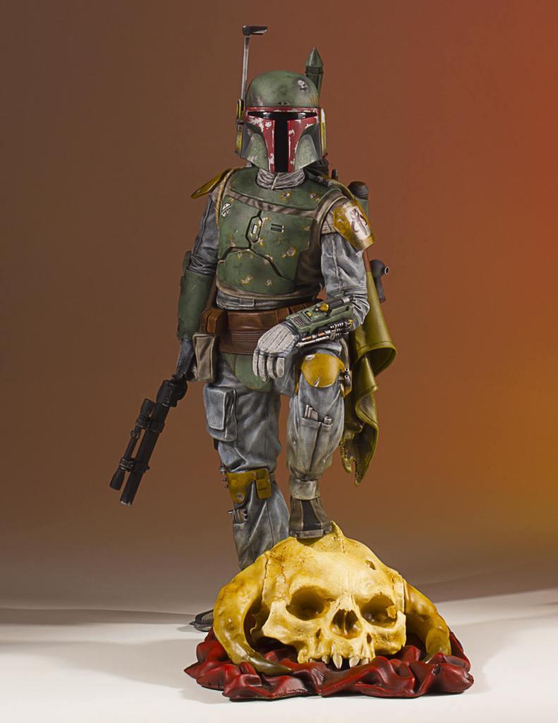 Star Wars Collector's Gallery Boba Fett Statue