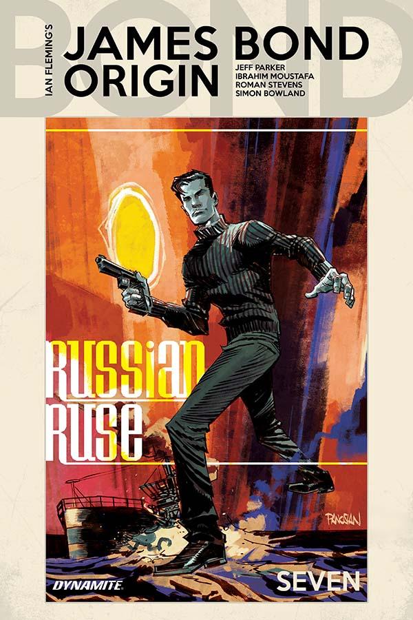 James Bond: Origin #7