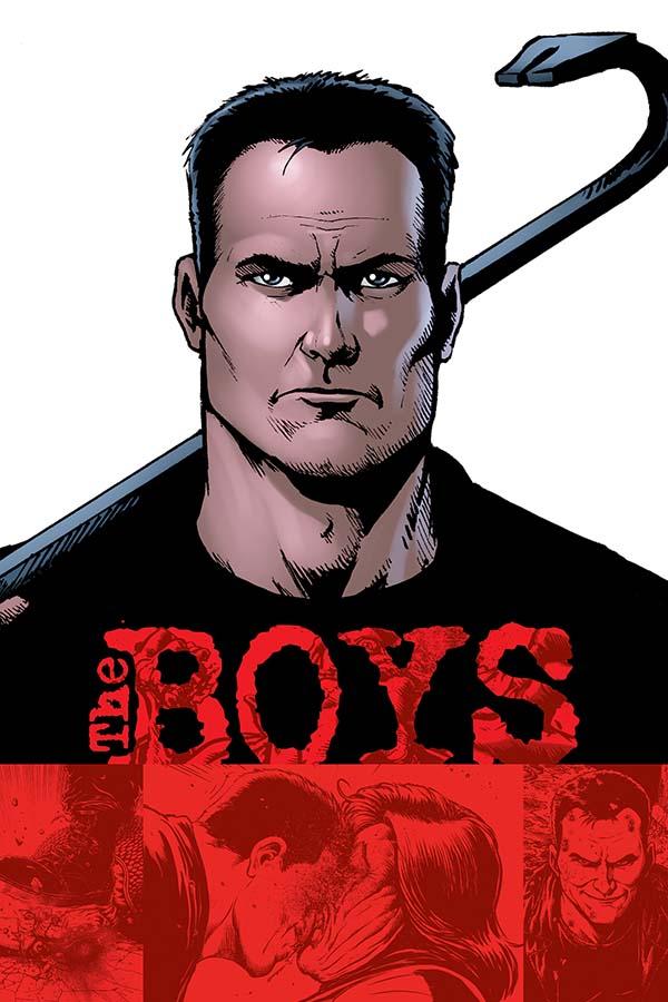 The Boys Omnibus Vol. 1 TP
