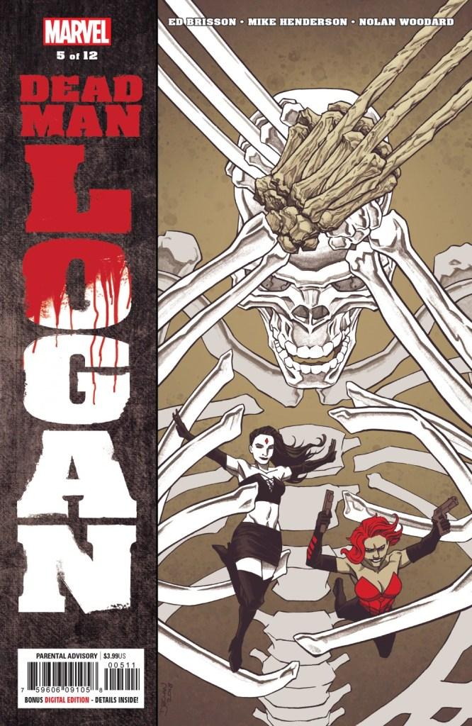 Dead Man Logan #5 (of 12)