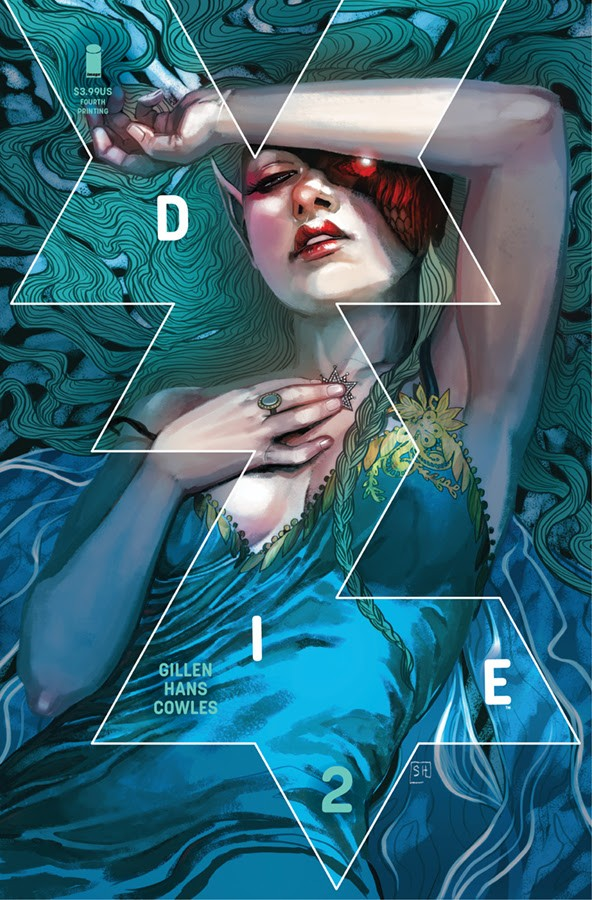 Die #2, fourth printing