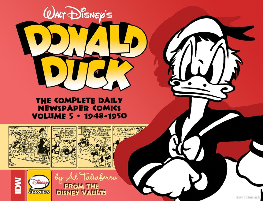 Walt Disney's Donald Duck: The Daily Newspaper Comics, Vol. 5