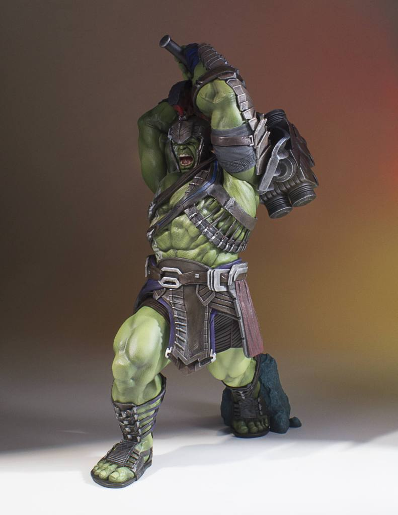 Marvel Movie Collector's Gallery Thor: Ragnarok Gladiator Hulk Statue