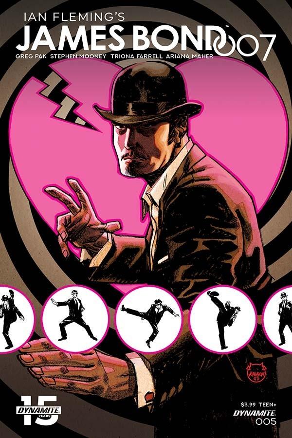 James Bond 007 #5