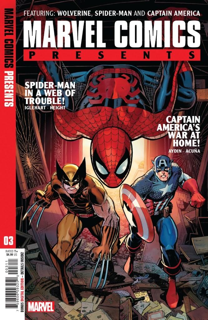 Marvel Comics Presents #3