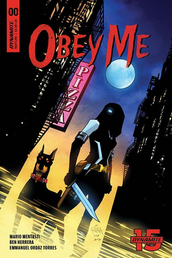 Obey Me #0