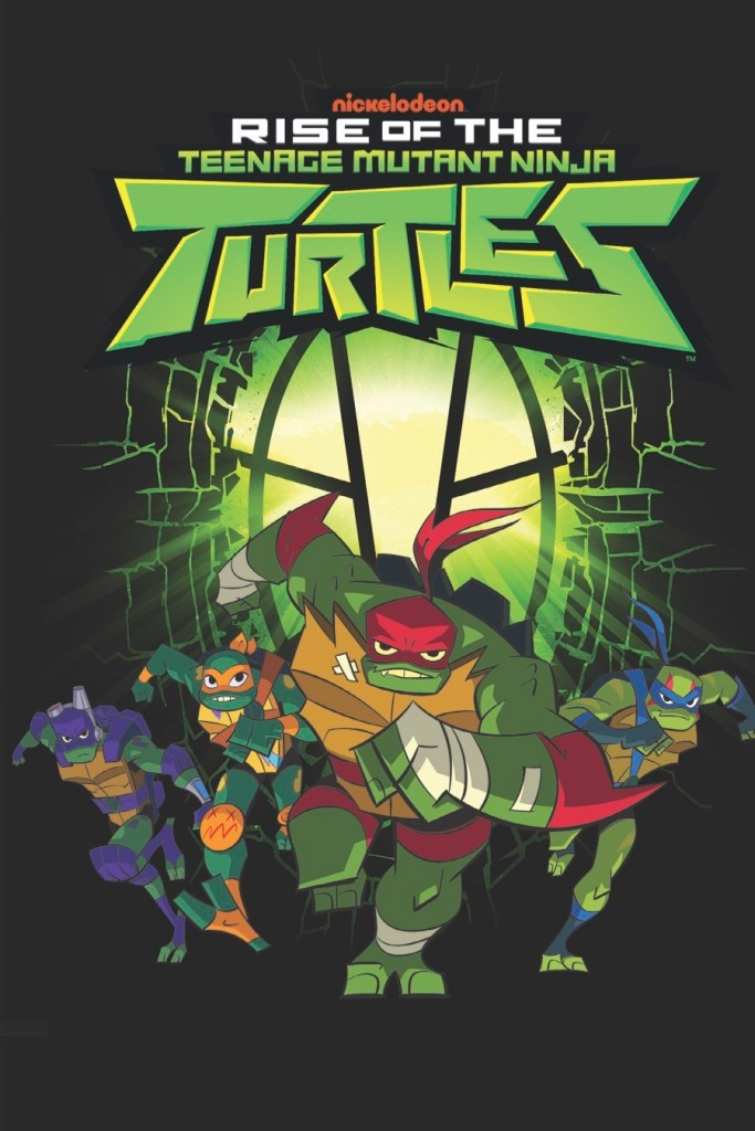 Teenage Mutant Ninja Turtles: Rise of the TMNT Volume 1