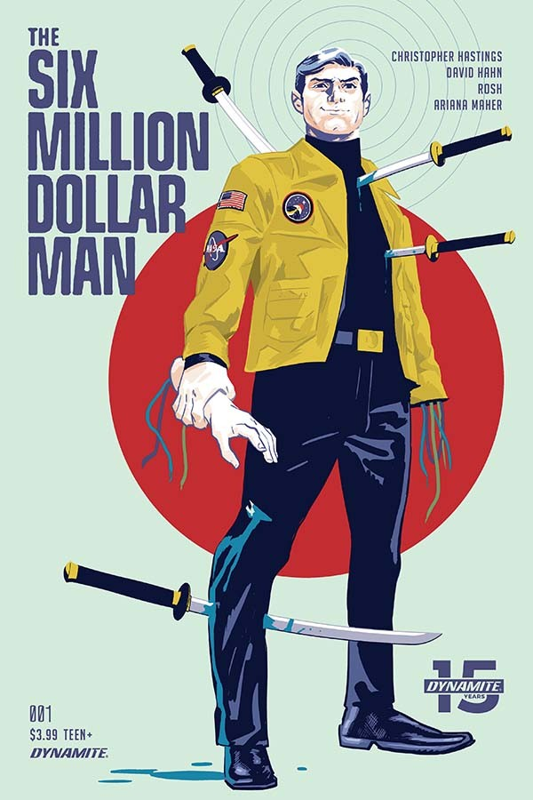 Six Million Dollar Man #1