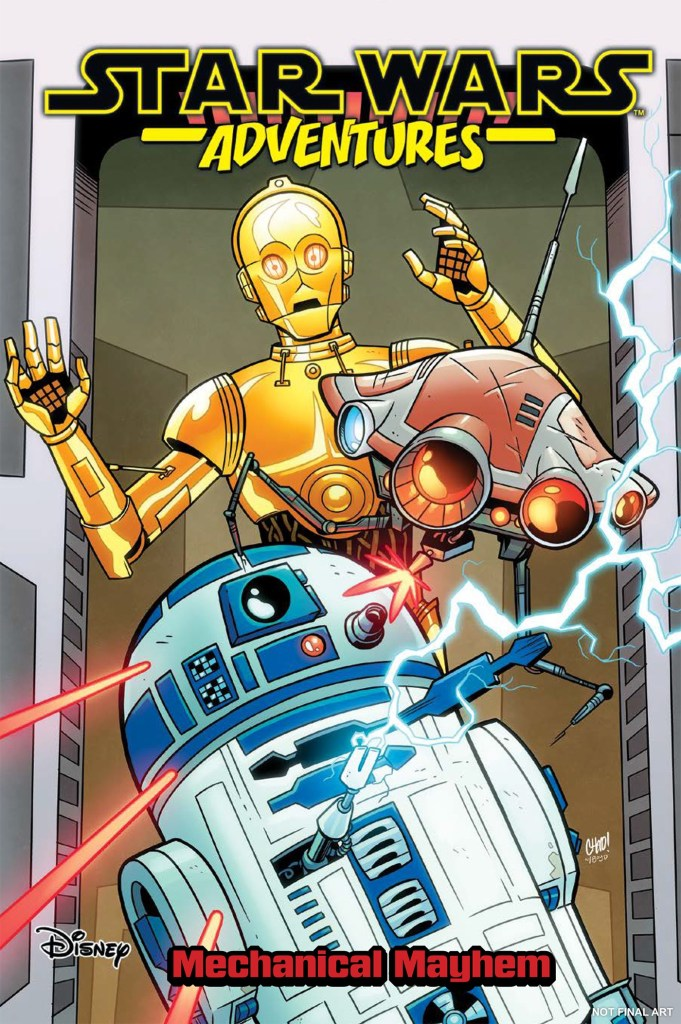Star Wars Adventures Vol. 5 Mechanical Mayhem