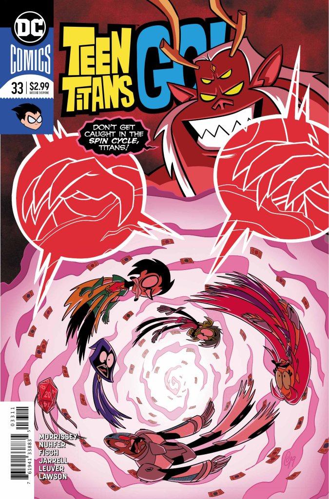 Teen Titans Go! #33