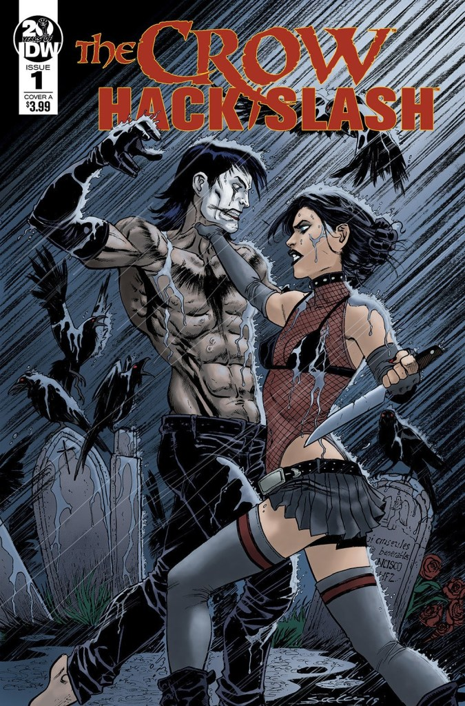 The Crow: Hack/Slash #1