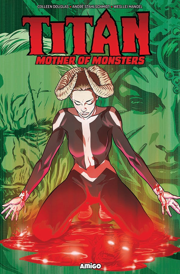 Titan: Mother of Monsters GN