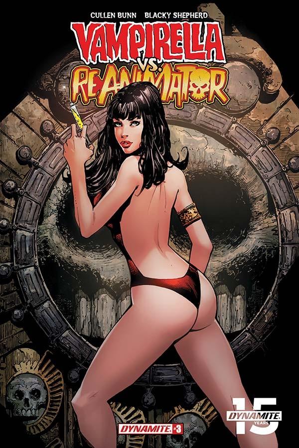 Vampirella vs Reanimator #3