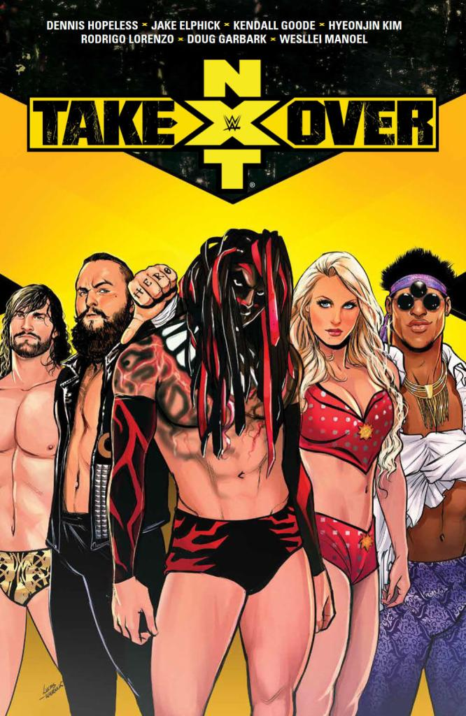 WWE: NXT Takeover SC
