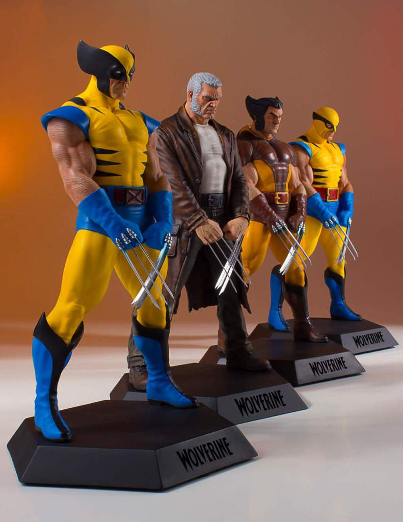 Marvel Comic Collector's Gallery Wolverine '92 Statue