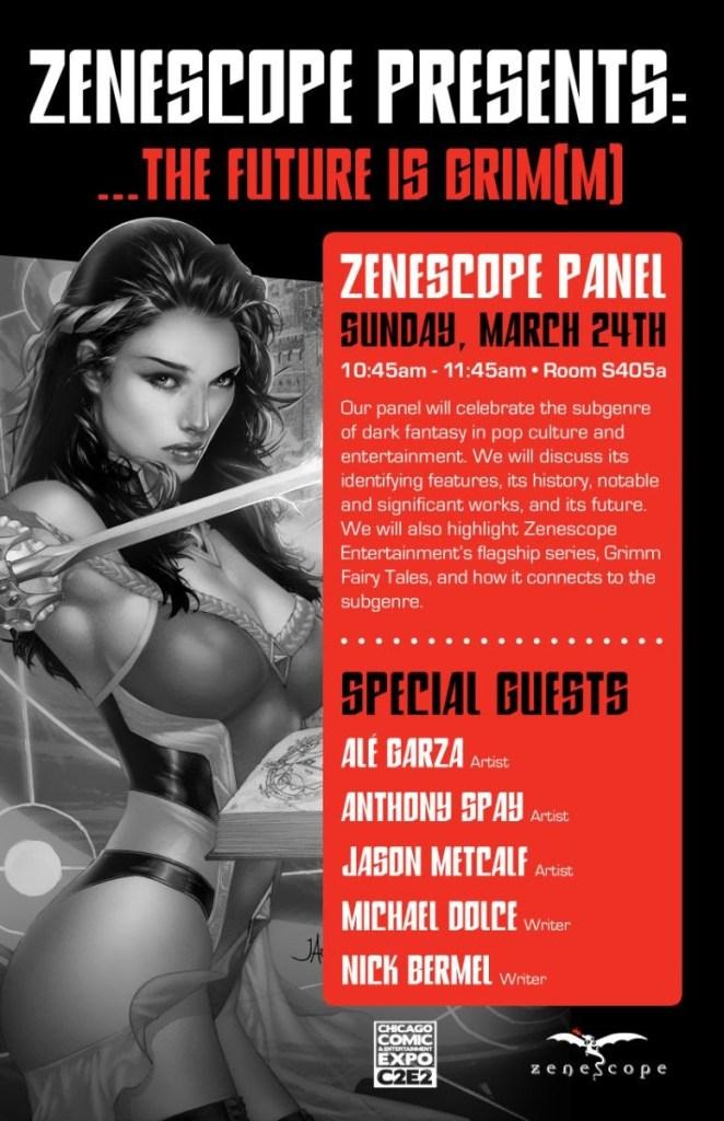 Zenescope C2E2 2019