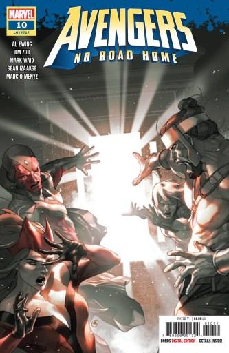Avengers: No Road Home #10