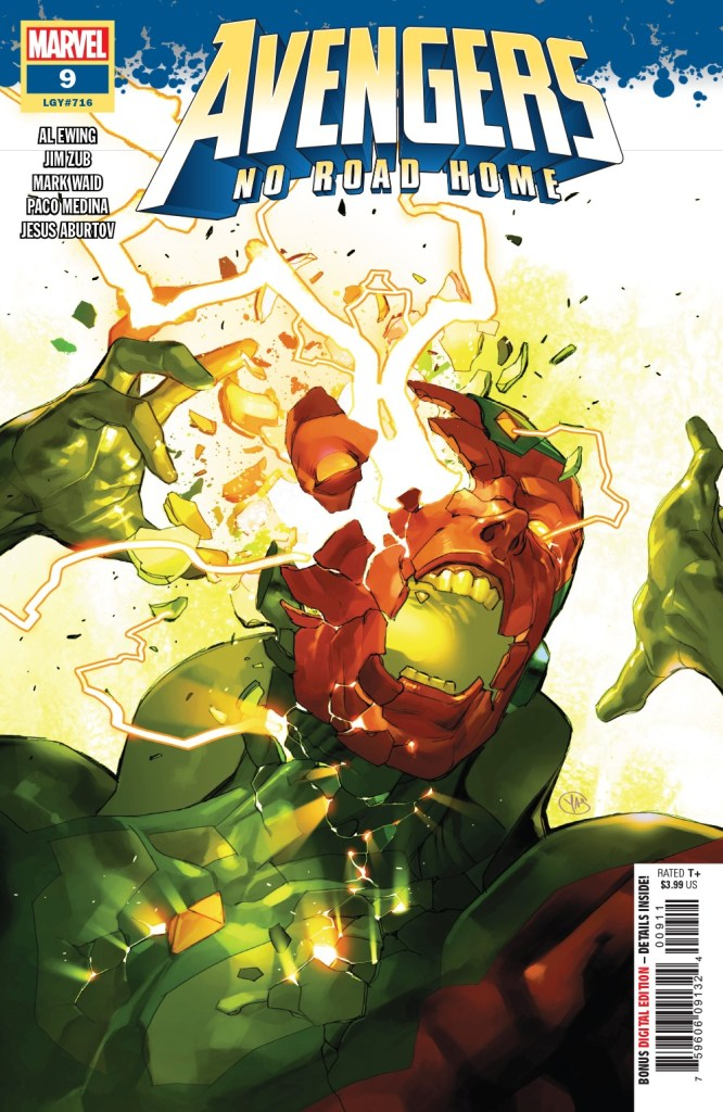 Avengers: No Road Home #9 (of 10)