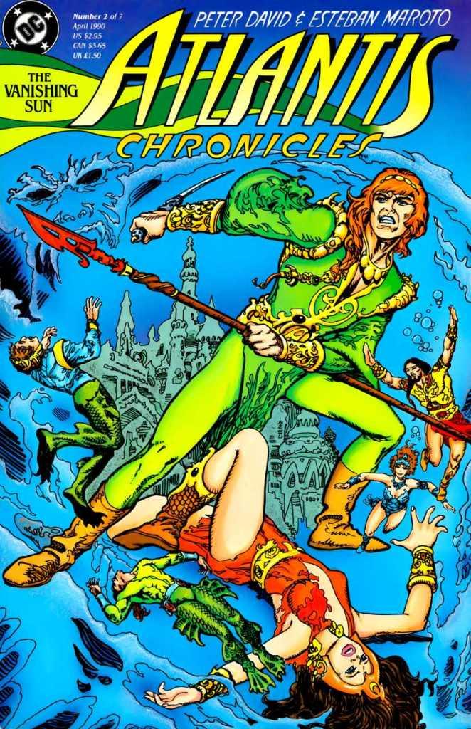 Atlantis Chronicles #2