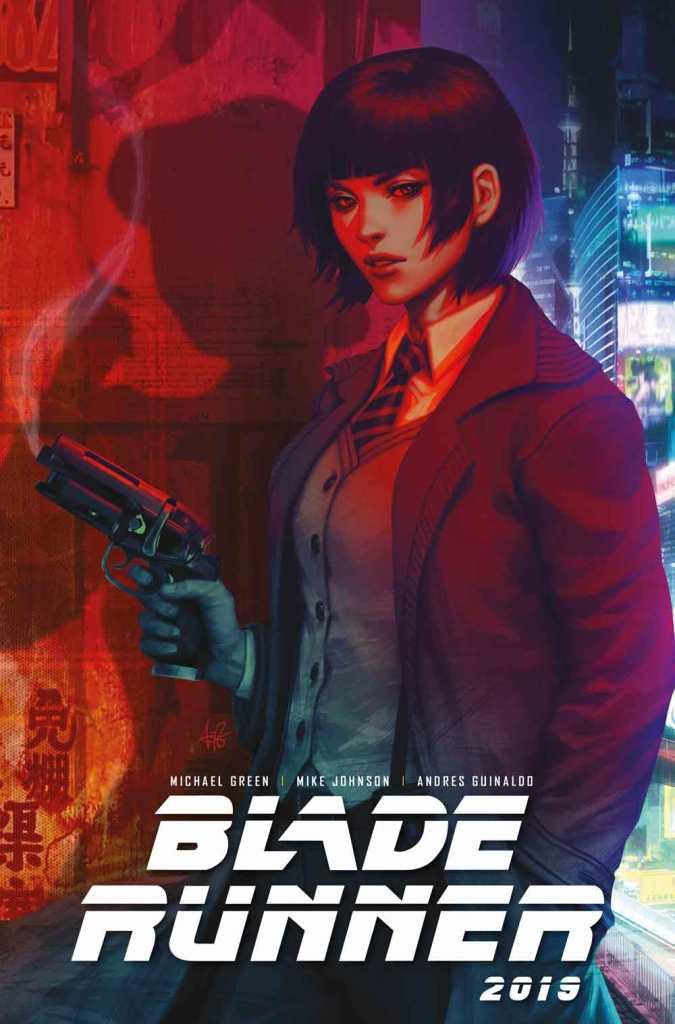 Blade Runner 2019 #1 Artgerm Cover