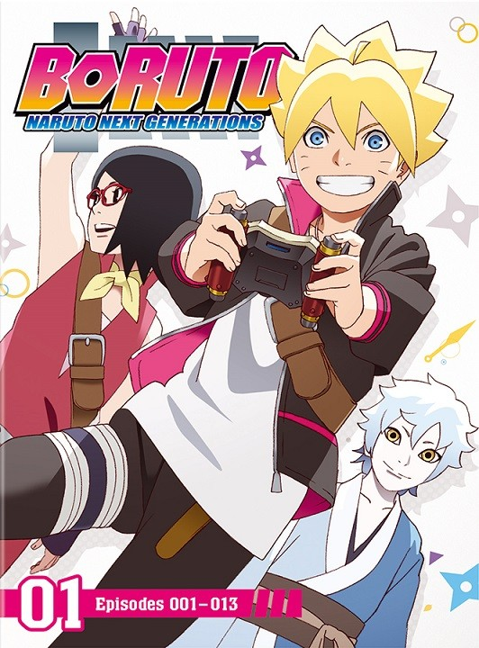 BORUTO: NARUTO NEXT GENERATIONS SET 1