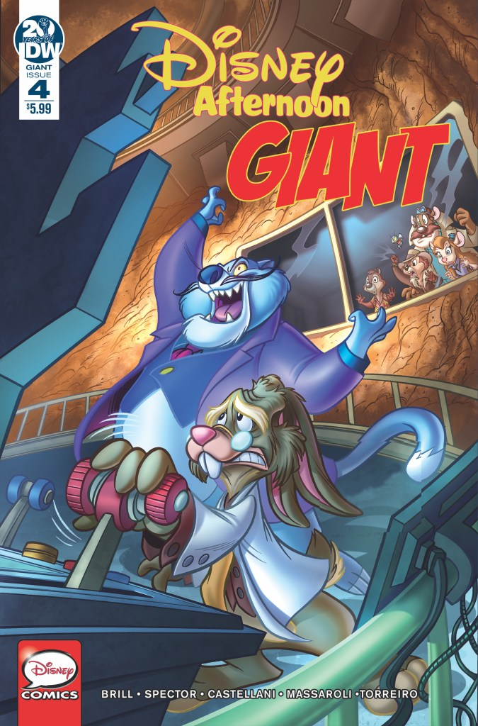 Disney Afternoon Giant #4