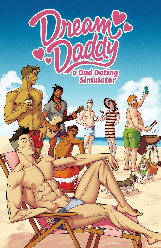 Dream Daddy A Dad Dating Comic Book