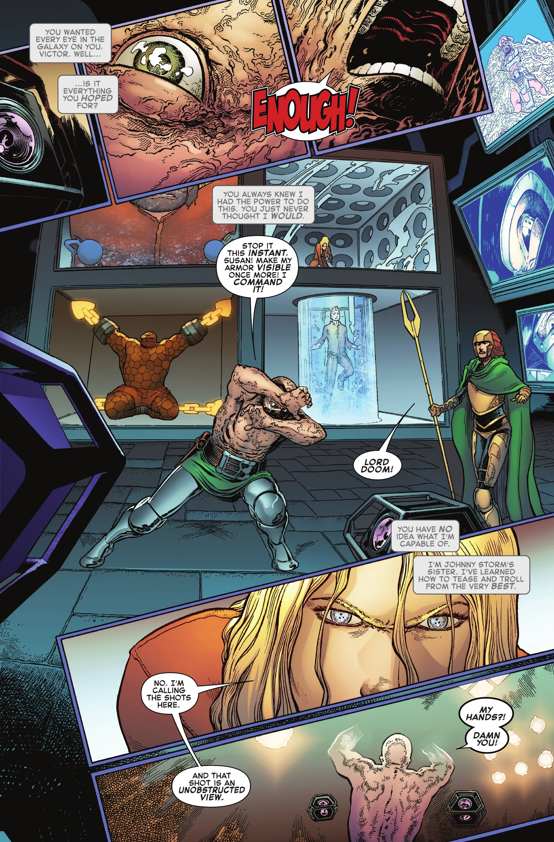Preview: Fantastic Four #9