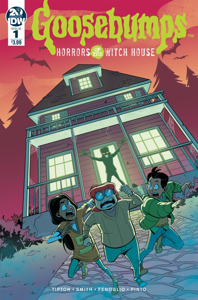 Goosebumps: Horrors of the Witch House #1