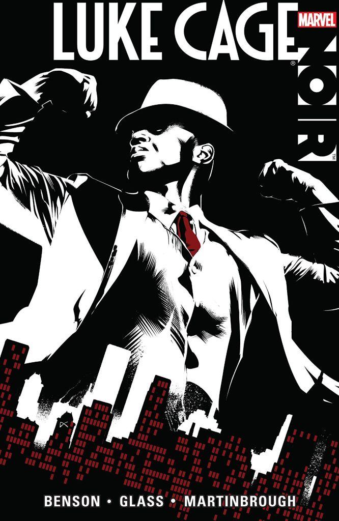 Luke Cage Noir