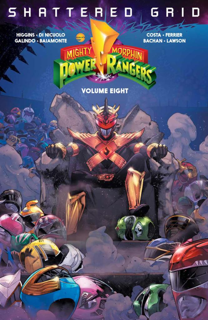 Mighty Morphin Power Rangers Vol. 8 SC